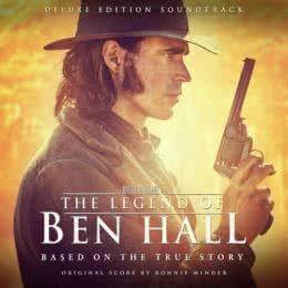 Обложка к диску с музыкой из фильма «Легенда о Бене Холле»