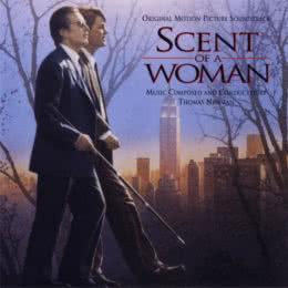 Обложка к диску с музыкой из фильма «Запах женщины»