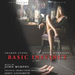 Обложка к диску с музыкой из фильма «Основной инстинкт 2»