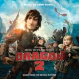Маленькая обложка диска c музыкой из мультфильма «Как приручить дракона 2»