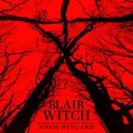 Обложка к диску с музыкой из фильма «Ведьма из Блэр: Новая глава»