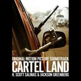 Обложка к диску с музыкой из фильма «Земля картелей»