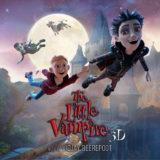 Маленькая обложка диска c музыкой из мультфильма «Маленький вампир»