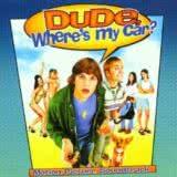 Маленькая обложка диска с музыкой из фильма «Где моя тачка, чувак?»