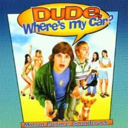 Обложка к диску с музыкой из фильма «Где моя тачка, чувак?»