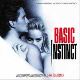 Обложка к диску с музыкой из фильма «Основной инстинкт»