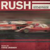 Маленькая обложка диска с музыкой из фильма «Гонка»