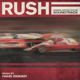 Обложка к диску с музыкой из фильма «Гонка»