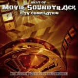 Маленькая обложка диска с музыкой из сборника «Best of Movie Soundtrack & TV Compilation»