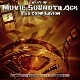 Обложка к диску с музыкой из сборника «Best of Movie Soundtrack & TV Compilation»