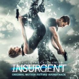 Обложка к диску с музыкой из фильма «Дивергент, глава 2: Инсургент»