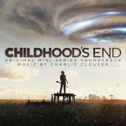 Обложка к диску с музыкой из сериала «Конец детства (1 сезон)»