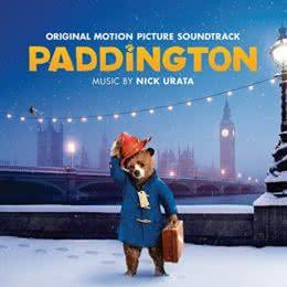 Обложка к диску с музыкой из мультфильма «Приключения Паддингтона»