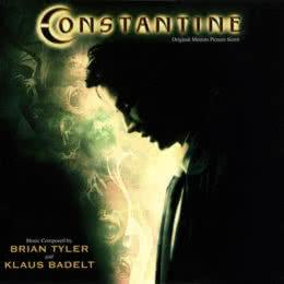 Обложка к диску с музыкой из фильма «Константин»