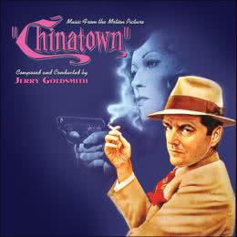 Обложка к диску с музыкой из фильма «Китайский квартал»