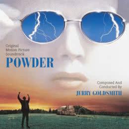 Обложка к диску с музыкой из фильма «Пудра»