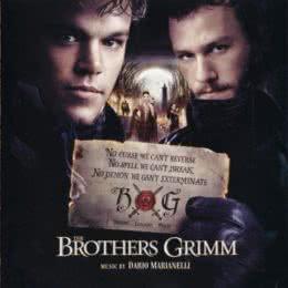 Обложка к диску с музыкой из фильма «Братья Гримм»