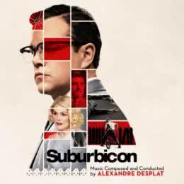 Обложка к диску с музыкой из фильма «Субурбикон»