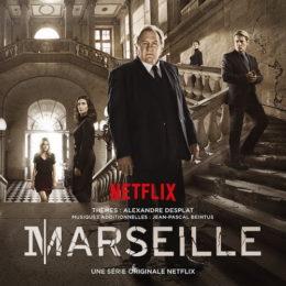 Обложка к диску с музыкой из сериала «Марсель (1 сезон)»