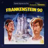 Маленькая обложка диска с музыкой из фильма «Франкенштейн 90»