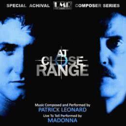 Обложка к диску с музыкой из фильма «В упор»