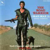Маленькая обложка диска c музыкой из фильма «Безумный Макс 2: Воин дороги»