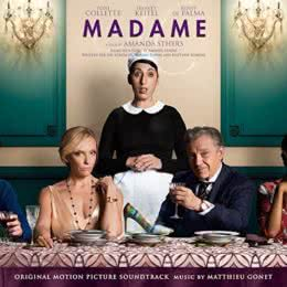 Обложка к диску с музыкой из фильма «Мадам»