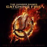 Маленькая обложка диска с музыкой из фильма «Голодные игры: И вспыхнет пламя»