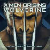 Маленькая обложка диска c музыкой из фильма «Люди Икс: Начало. Росомаха»