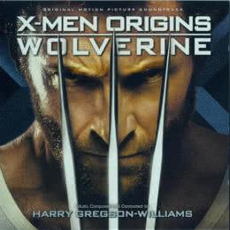Обложка к диску с музыкой из фильма «Люди Икс: Начало. Росомаха»