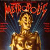 Маленькая обложка диска с музыкой из фильма «Метрополис»