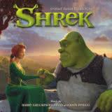 Маленькая обложка диска с музыкой из мультфильма «Шрек»