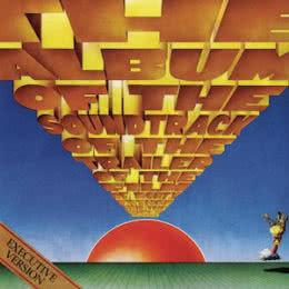 Обложка к диску с музыкой из фильма «Монти Пайтон и Священный Грааль»