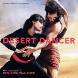 Обложка к диску с музыкой из фильма «Танцующий в пустыне»