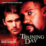 Маленькая обложка диска c музыкой из фильма «Тренировочный день»