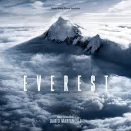 Обложка к диску с музыкой из фильма «Эверест»