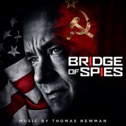 Обложка к диску с музыкой из фильма «Шпионский мост»