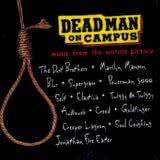 Маленькая обложка диска с музыкой из фильма «Мертвец в колледже»