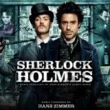 Маленькая обложка диска c музыкой из фильма «Шерлок Холмс»