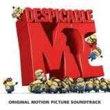 Маленькая обложка диска с музыкой из мультфильма «Гадкий я»