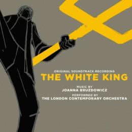 Обложка к диску с музыкой из фильма «Белый король»