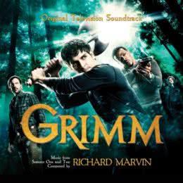 Обложка к диску с музыкой из сериала «Гримм (1 и 2 сезон)»