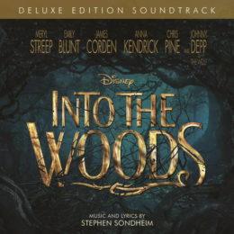 Обложка к диску с музыкой из фильма «Чем дальше в лес...»
