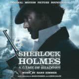 Маленькая обложка диска с музыкой из фильма «Шерлок Холмс: Игра теней»