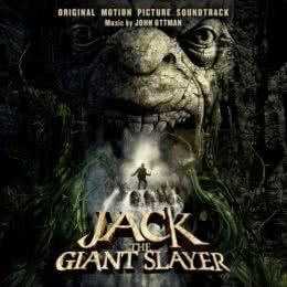 Обложка к диску с музыкой из фильма «Джек – покоритель великанов»