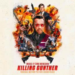 Обложка к диску с музыкой из фильма «Убить Гюнтера»