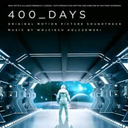 Обложка к диску с музыкой из фильма «400 дней»