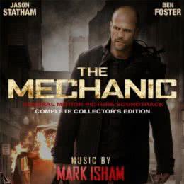 Обложка к диску с музыкой из фильма «Механик»