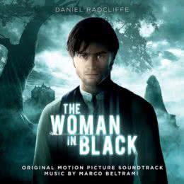 Обложка к диску с музыкой из фильма «Женщина в черном»