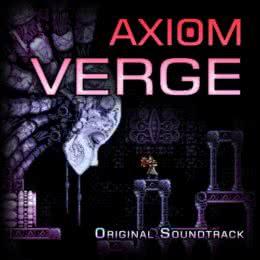 Обложка к диску с музыкой из игры «Axiom Verge»